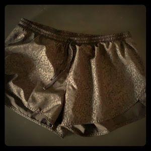 Old Navy- Black athletic shorts, large
